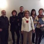 La delegació Sabadellenca al complet