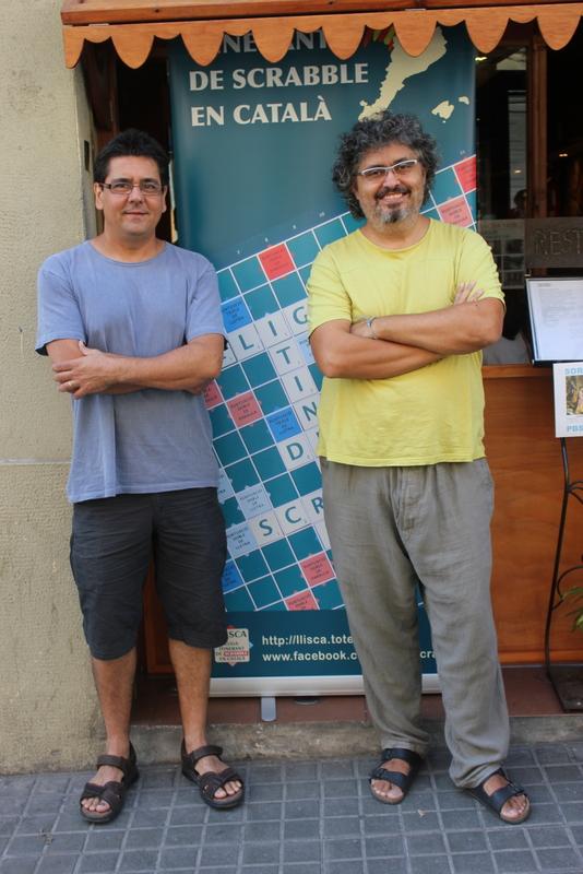 13. REVOLT TIM: Antoni Caballero i Xavier Albons
